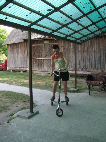 muzeum rowerów gołąb - rower fitness