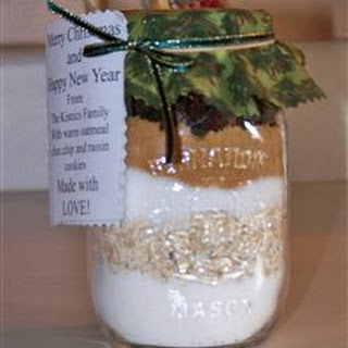 Cookie Mix in a Jar II