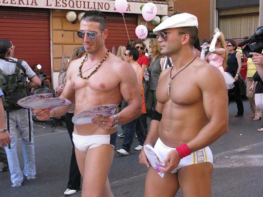 Gay Pride Tifosi Roma