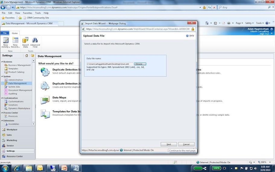 James OConnor Dynamics CRM & Portal Blog » MS CRM 2011
