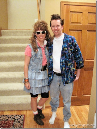 Did People Actually Wear These Things: Made By K: Instant 80s Hair