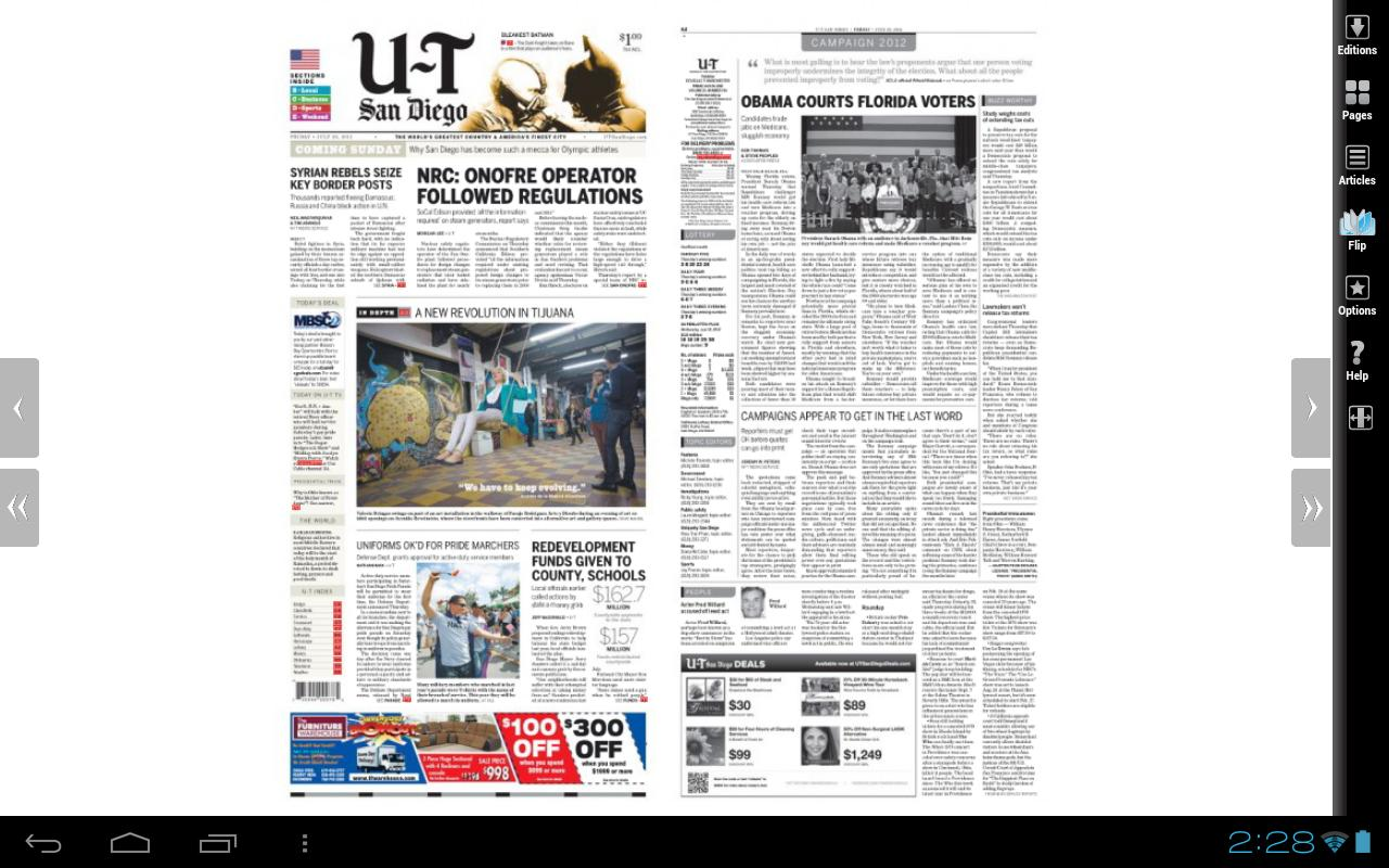 U-T E-Edition - screenshot