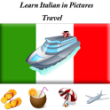 Italian in Pictures Trip Trial icon