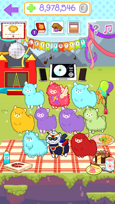 Alpaca Party - screenshot