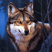 Wolf Jigsaw Puzzles Icon