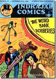Muthu Comics #312 – Mandrake | Aug '09 - Comicology