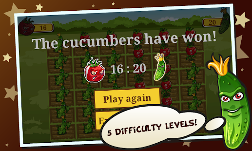 Garden Troopers - puzzle game! - screenshot thumbnail