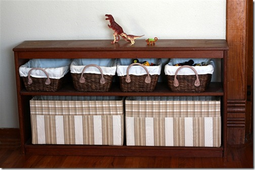 Make And Take Room In A Box Elizabeth Farm: Storage Solutions: Pretty Storage Bin Tutorial
