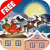 Santa Claus Christmas Fun Dash