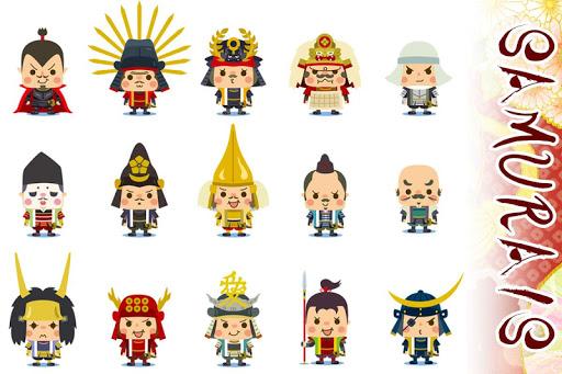 Samurai Battery Widget Trivia