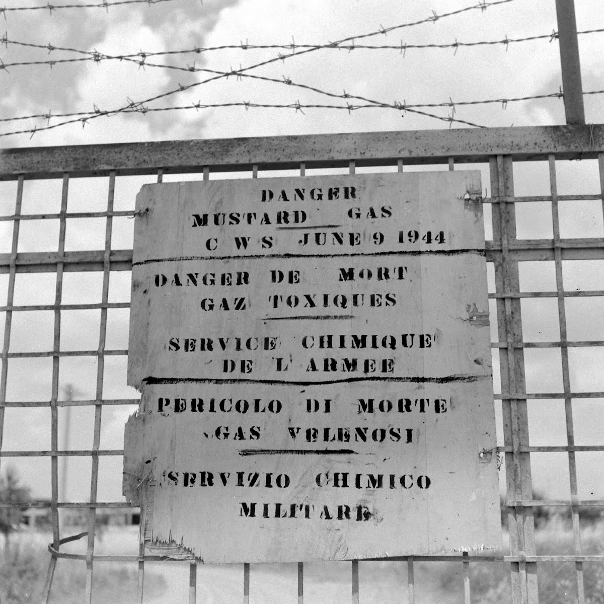 Italian Internment Camp
