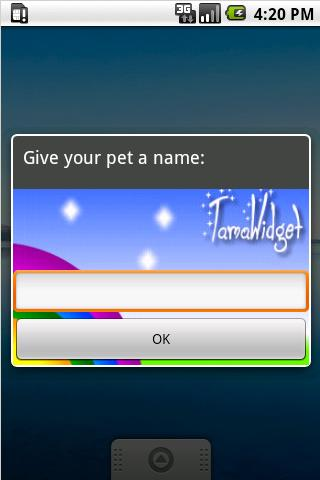 TamaWidget Cow *AdSupported* - screenshot