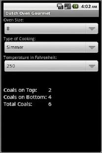 Dutch Oven Gourmet- screenshot thumbnail