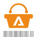 Barcode scanner, best price mobile app icon