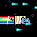 Extreme Rainbow Strudel Cat icon