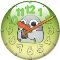 Pesoguin Analog Clock Full Ver icon