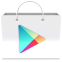 Google Play for Google TV icon
