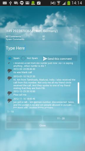 【免費通訊App】Who is it? identifies callers-APP點子