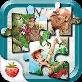 Jigsaw Puzzles: Jack Beanstalk