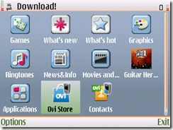 applications download for nokia e71
