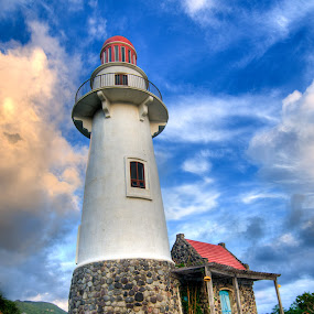 by Victor Roman - Buildings & Architecture Public & Historical ( hdr, d300, lighthouse, batanes, nikon,  )