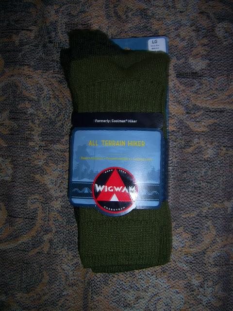 Coolmax Wigwam Hiking Socks