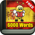 Learn Spanish Vocabulary - 6,000 Words 5.52