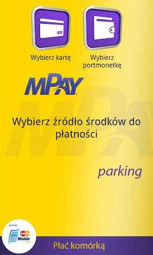 mPay Parkowanie