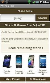 Phone Genie - GSMArena Browser Screenshot 7