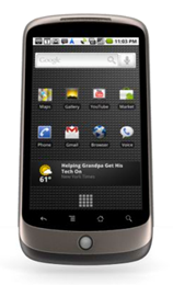Google-Nexus-One-home