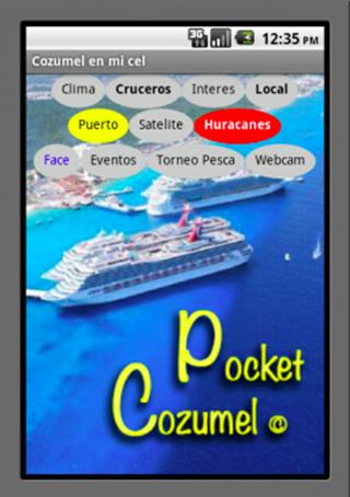 Pocket Cozumel©
