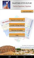 Screenshot of Raj-Election