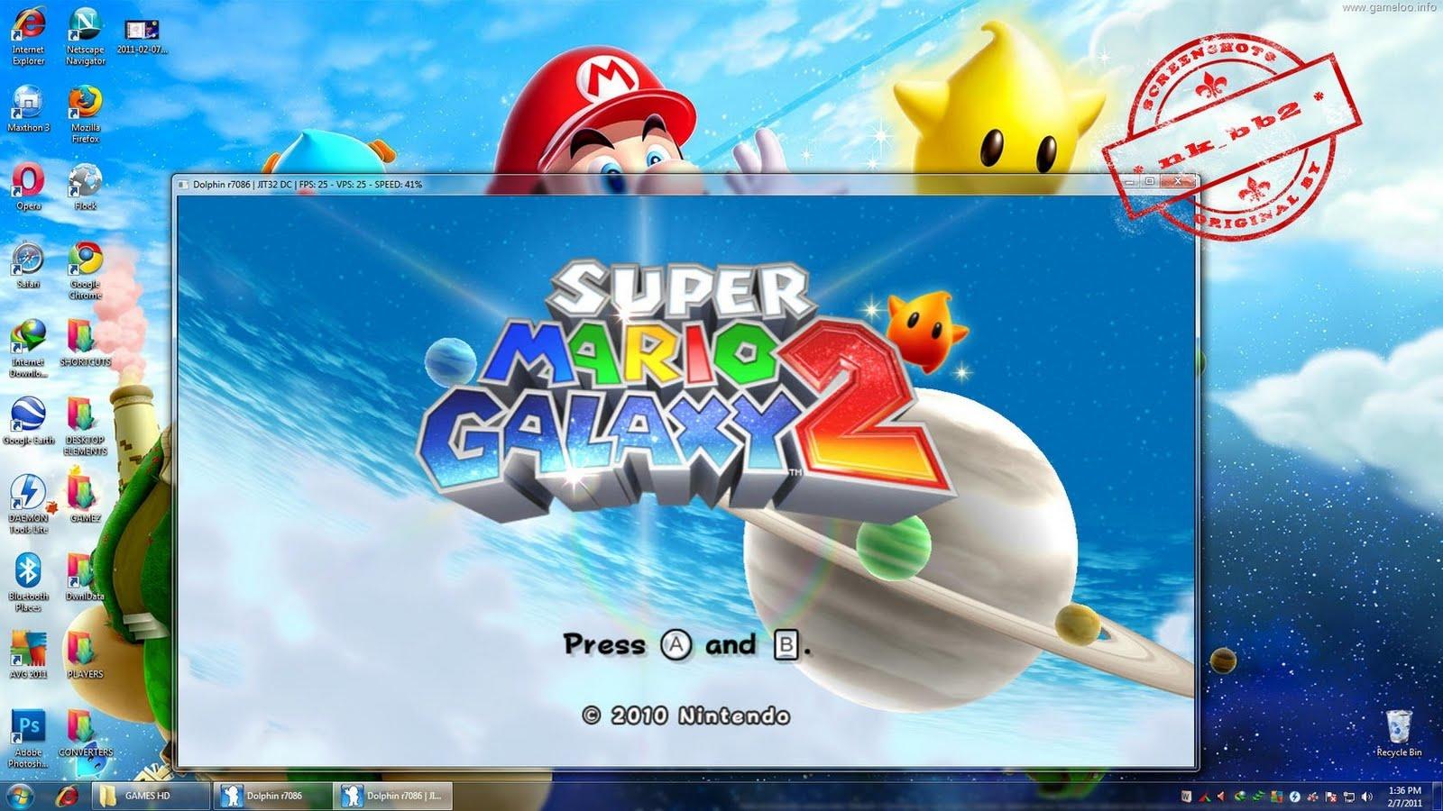 Super Mario Galaxy 2 Iso For Dolphin - softcorpsoftava
