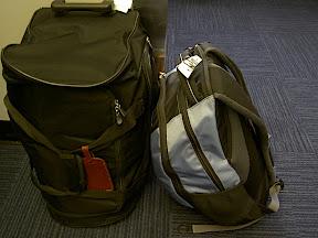 Duffel Bag Air Travel