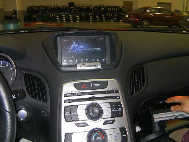 Poweraxel Unavi Navigation System For Hyundai Models