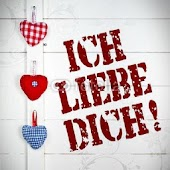 German images with words