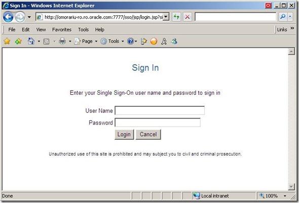 IDM Blog-Oracle/Sun/Passlogix: May 2010