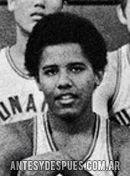Barack Obama, 1970
