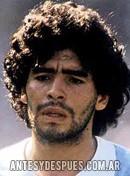 Diego Maradona, 1982