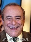 Jorge Guinzburg, Afeitado por perder apuesta, 2007