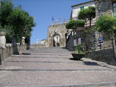 Agropoli, la porta bizantina
