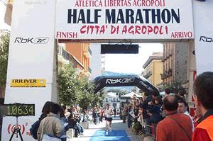 Agropoli Half Marathon