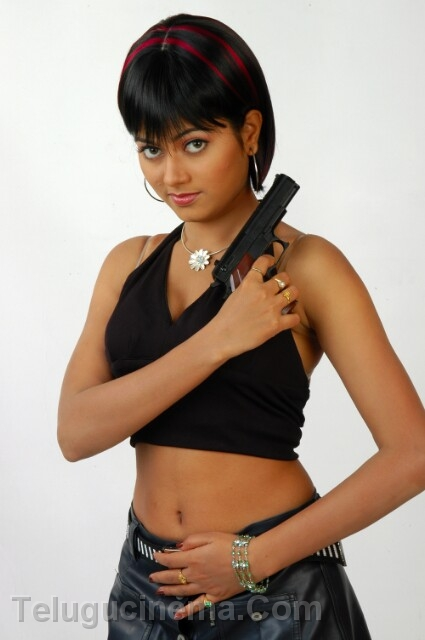 Hot Telugu Actress Amrutha Spicy Stills!! Masala Videos and Caps<br />
