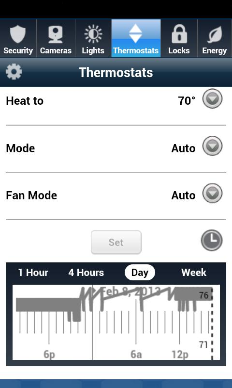 ADT Pulse ® - screenshot