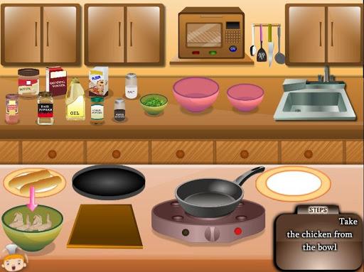 雞翅烹飪比賽