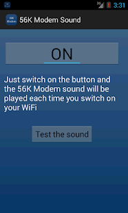 56K Modem Sound- screenshot thumbnail