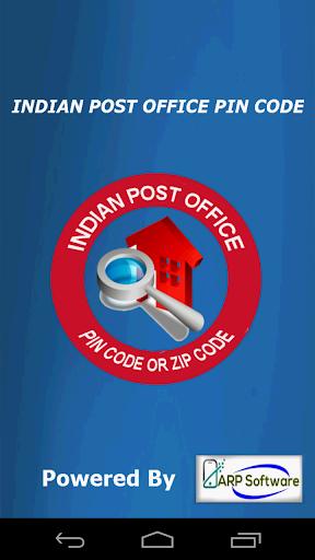 Indian PostOffice Pincode