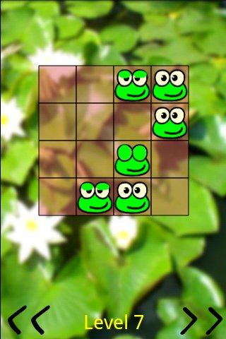 a puzzle on leap frog jumping By jumping on swiftly moving logs and the backs of turtles and alligators  and a version for the newbrain under the name leap frog  frogger puzzle (mobile.