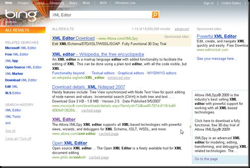 XML Aficionado