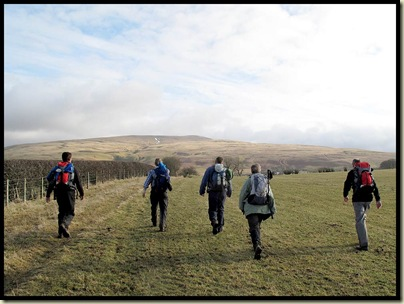 Racing towards High Pike